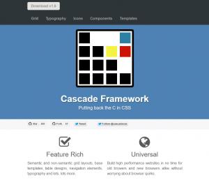 Cascade Framework