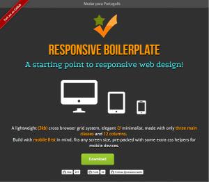 Responsive Boilerplate Framework