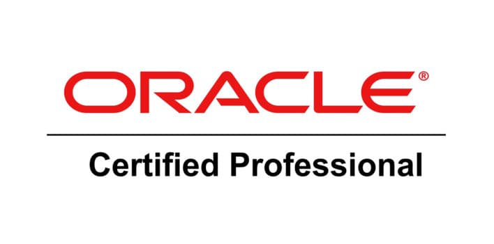 oracle java certified professional