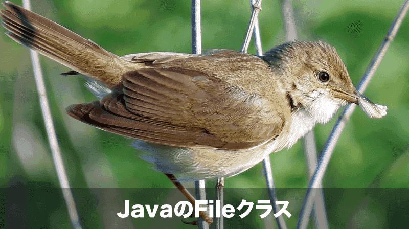 JavaのFileクラス