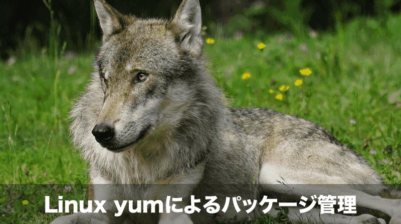 linux yum