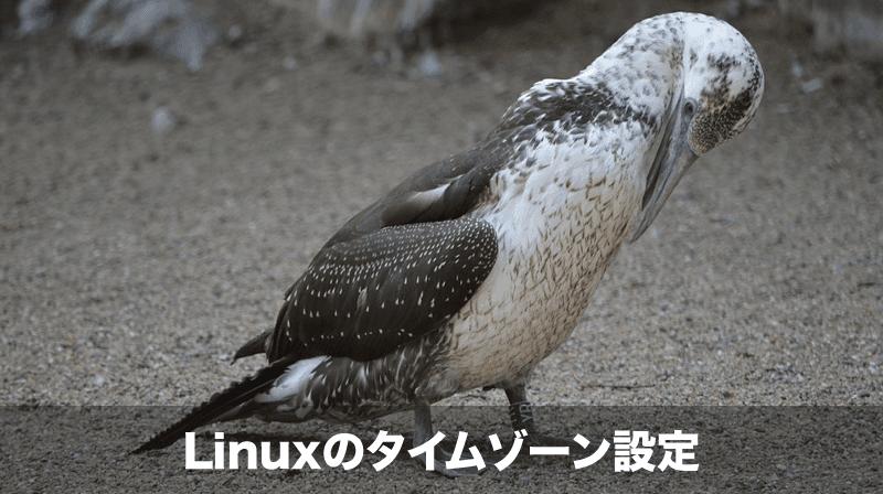 Linuxのタイムゾーン