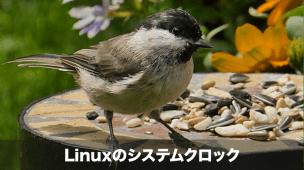 Linuxのシステムクロック