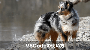 vscodeの使い方