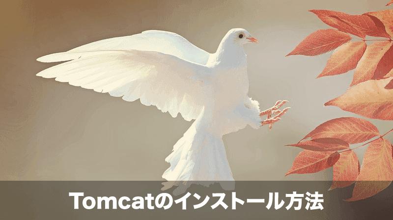 はじめての方向け】Apache Tomcatのインストール方法を簡単に!